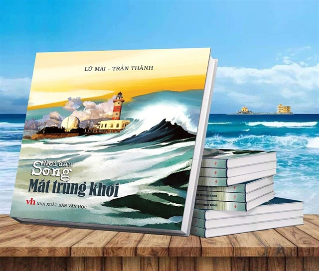 Authors release second book about Spratly navy soldiers