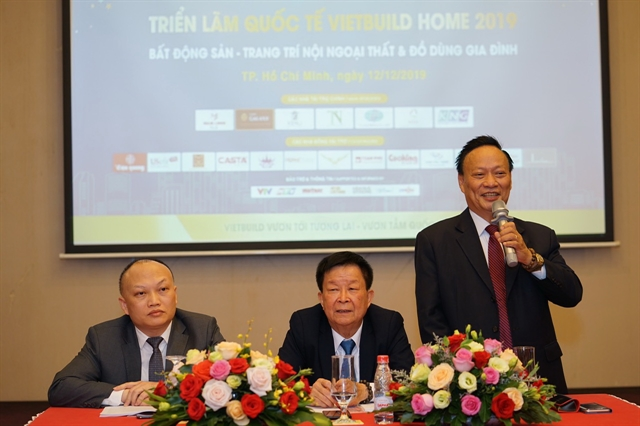 Vietbuild Home expo to be held in HCM City