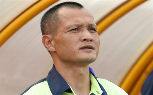 Trường appointed to be head coach of SLNA