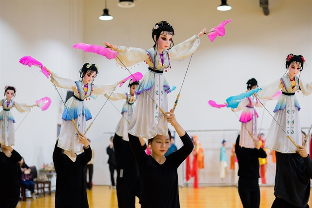 Yangzhou school strives to keep Chinese traditional arts alive