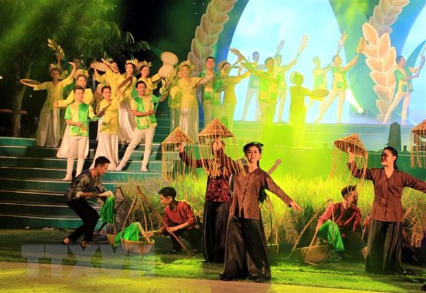 Fourth Vietnam Rice Festival underway in Vĩnh Long