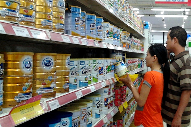 Vietnamese dairy industry to gain annual growth rate of 10 per cent