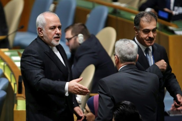 UN calls for lifting restrictions on Iran diplomats