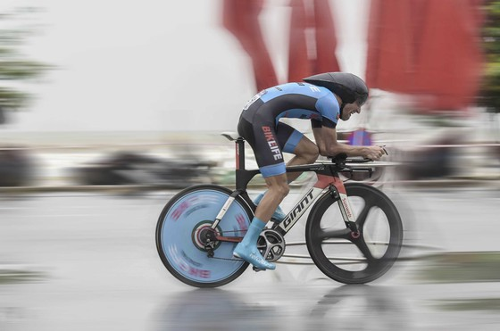Loic comes second in Tour de Selangors first stage
