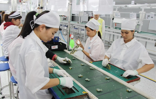 Korean firms satisfied with investments in Việt Nam: survey