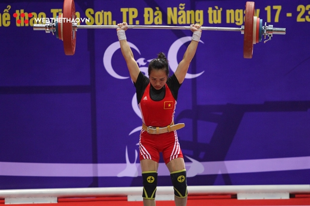 SEA Games champion Huyền wins national champs