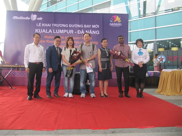 New Kuala Lumpur-Đà Nẵng direct flight launched