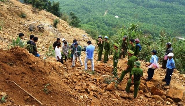 Quảng Nam to close Bồng Miêu gold mine
