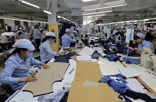 garment jobs in vietnam garment export company
