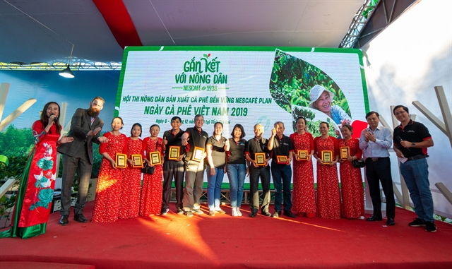 Project contributes to sustainability of Vietnamese coffee farming