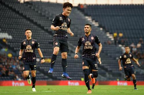 Trườngs goal is best of Thai League in 2019