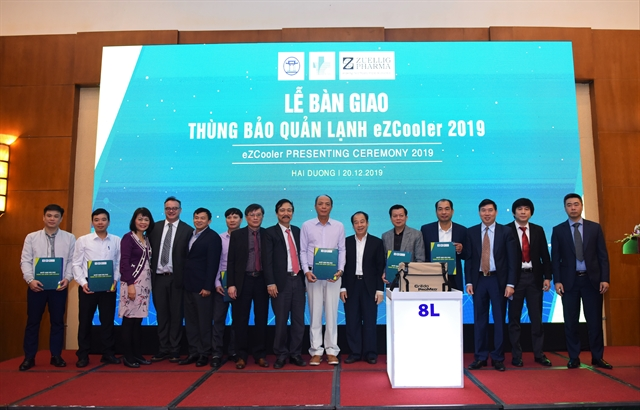 Zuellig Pharma supports Việt Nams healthcare access with innovative packaging solution