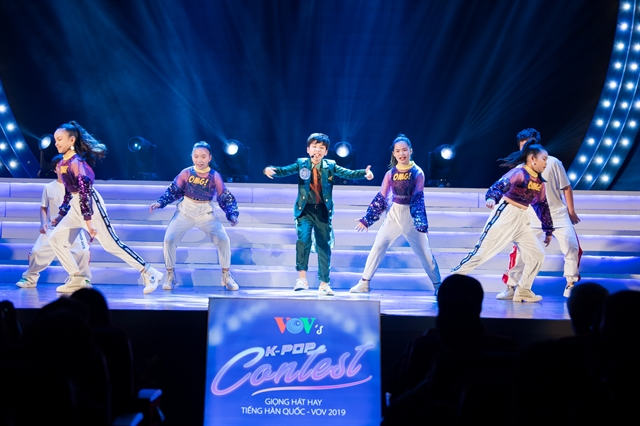 Finalists to face offat K-Pop Contest