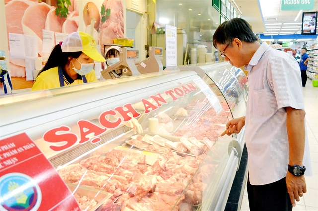 Large livestock firms should control pork prices