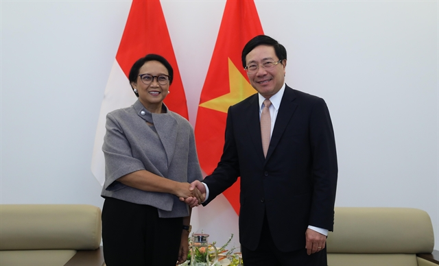 Việt Nam Indonesia fortify bilateral co-operation
