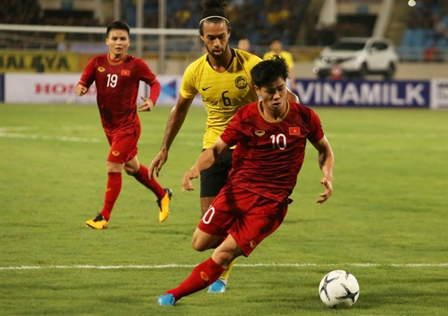 Striker Phượng to play for HCM City