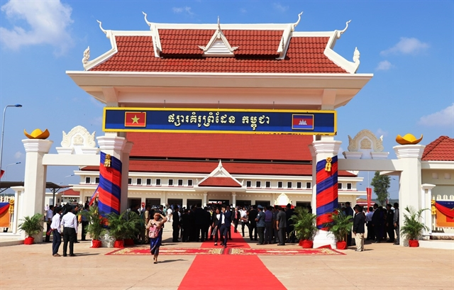 Việt Nam – Cambodia border market expected to boost two-way trade