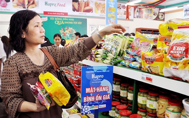 Hà Nội ensures supply of essential goods for Tết