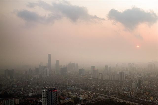 Hà Nội schools to shut on bad air days
