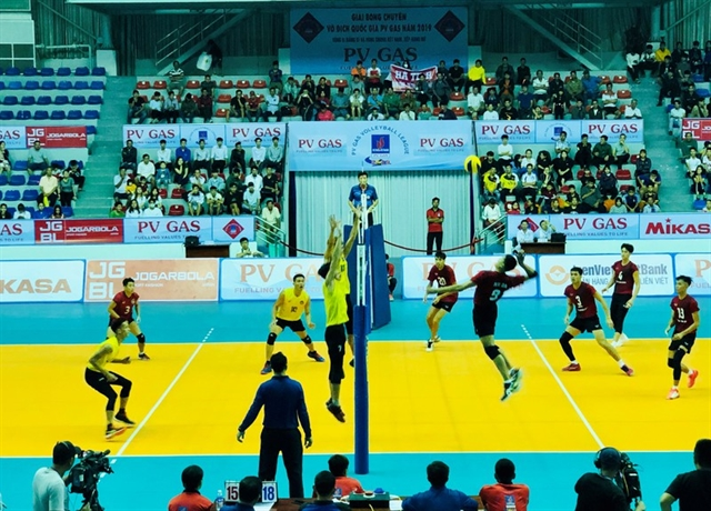 National volleyball champs starts in Bạc Liêu