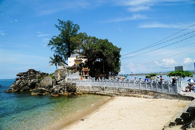 300-year-old temple on Phú Quốc protects fishermen