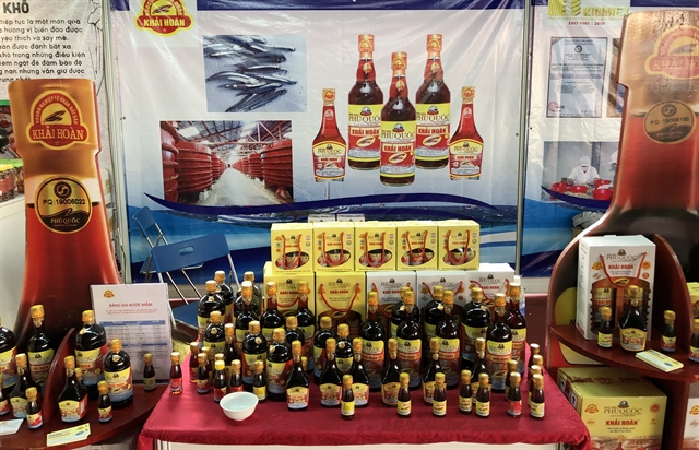 Consumption Promotion Fair Kiên Giang Products Week kick off in HCM City