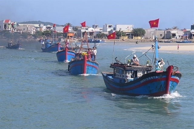 Việt Nam China hold negotiations on sea-related issues