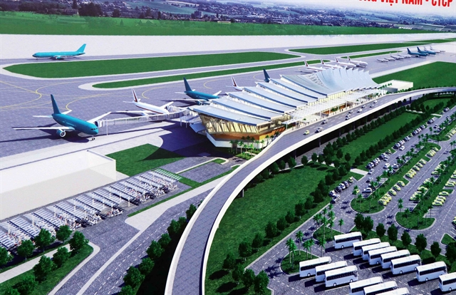 Phú Bài intl airport to have new passenger terminal