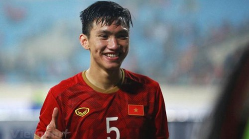 Defender Hậu second at  AFC Youth Player of 2019