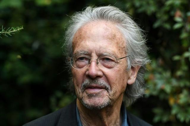 Nobel committee member resigns over Handke award