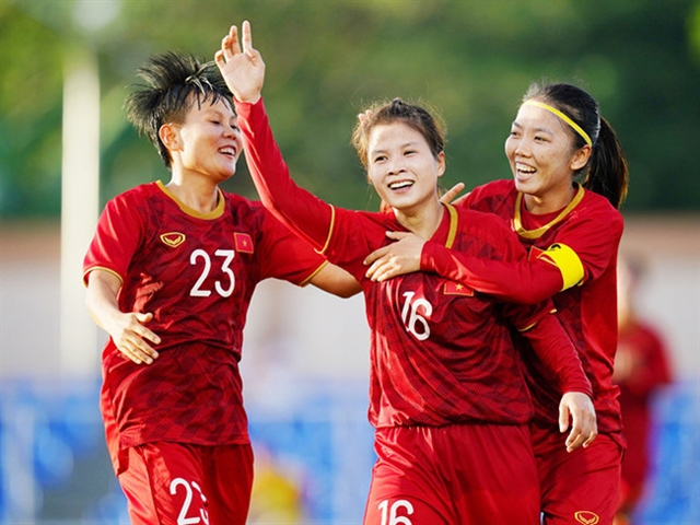 Việt Nam to face Philippines in womens football semi-final