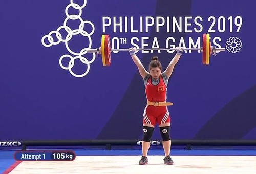 Wushu weightlifting take SEA Games golds