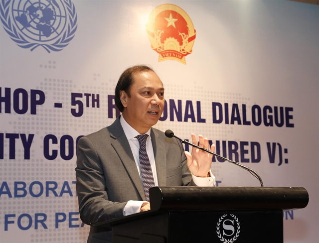 ASEAN-UN relations becomes role model of cooperation