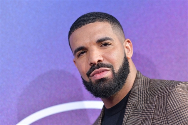 Drake declared Spotifys most-streamed artist of decade
