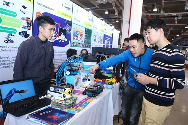 Techfest 2019 kicks off in Hạ Long