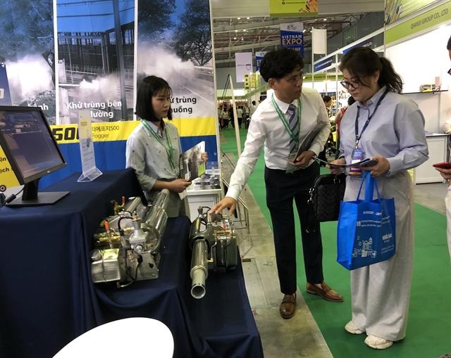 HCM City hosts international trade fair