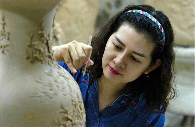 Young artisan revolutionises ceramic craft
