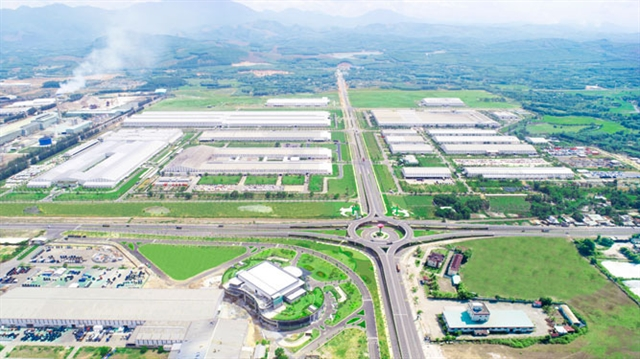 THACO sets up major auto parts industrial park