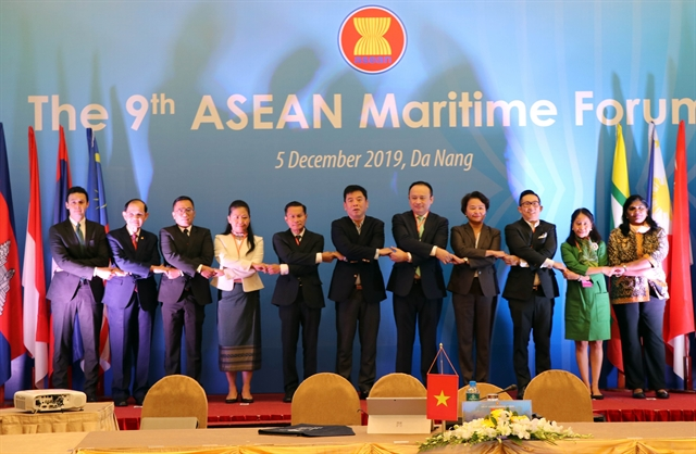 Ninth ASEAN Maritime Forum opens in Đà Nẵng