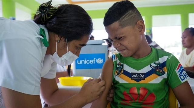 Samoan anti-vaxxer arrested over killing spree comment