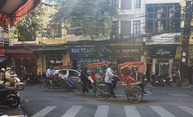Cyclos to be banned in Hà Nội