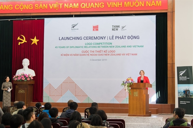 Logo competition on Việt Nam New Zealand relationship launched