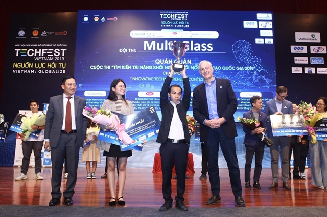14 million invested in start-ups at Techfest
