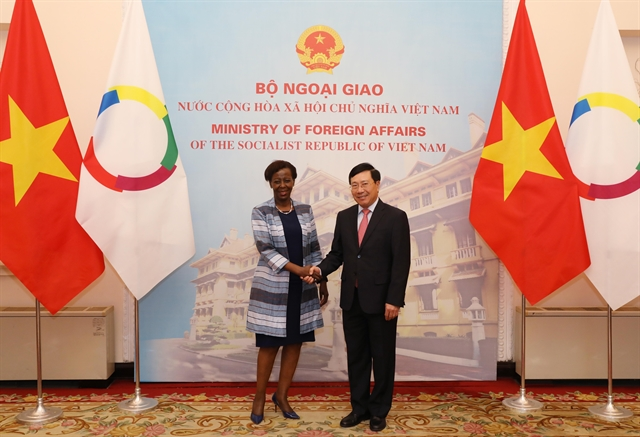 Francophone community described as important partner of Việt Nam