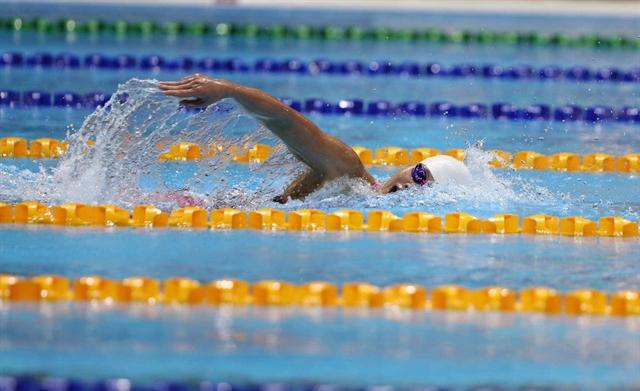 Swimmers taekwondo artists bring home golds