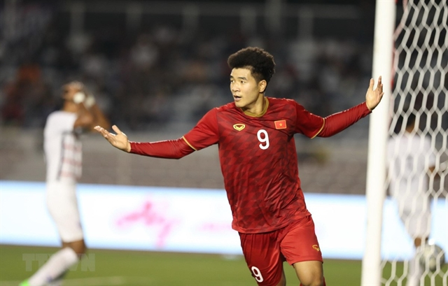 Việt Nam cruise into SEA Games mens football final