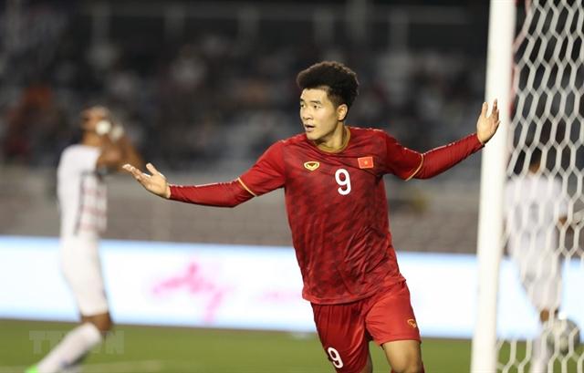Việt Nam cruise into SEA Games mens football final