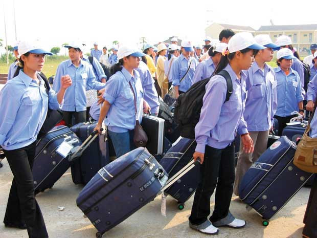 More than 132000 Vietnamese go overseas for work in 2019