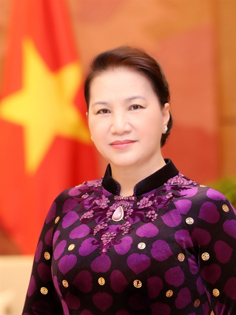NA Chairwoman leaves Hà Nội for Russia Belarus visits