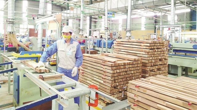 Foreign investment increases in wood processing industry